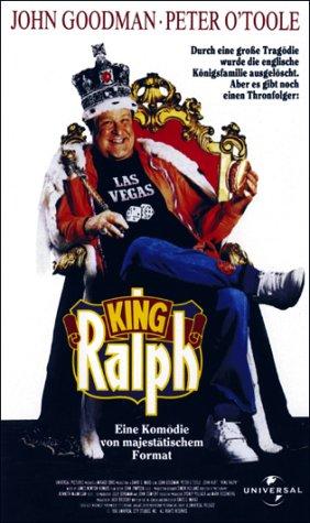 King Ralph [VHS]