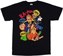 Family Guy Super Brawl Superfriends T-Shirt