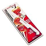 TRAMONTINA シュラスコ用ナイフ(業務用肉切り包丁)プロフェッショナルマスター 刃渡り8インチ(約20.5cm) プラスチックパック