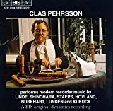 Classical Music : Clas Pehrsson performs Modern Recorder Music