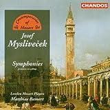 Josef Myslivecek: Sinfonien F 26-31