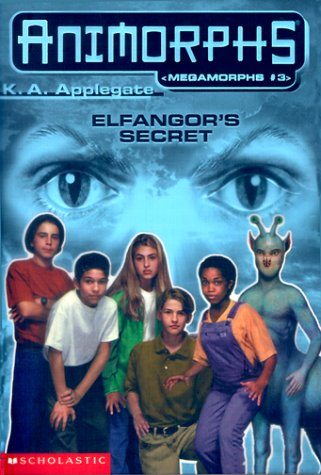 Elfangors Secret, KATHERINE APPLEGATE