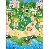 Hee Grand Baby Kid Toddler Crawl Mat Playing Carpet Playmat D