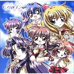 ONE~�P���G�߂�~�h���}CD