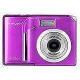 "Easypix V931-L Digitalkamera (9 Megapixel, 3-fach optischer Zoom, 6,1 cm Display) lilavon ""Easypix"""