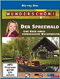 Image de Wunderschön! - Der Spreewald: Eine Reise durch verwunschene Wasserwelten [Blu-ray] [Import allemand