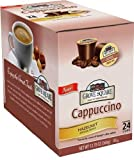 GROVE SQUARE HAZELNUT CAPPUCCINO 96 Single serve cups