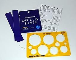Art Clay Silver Calla Lily Kit