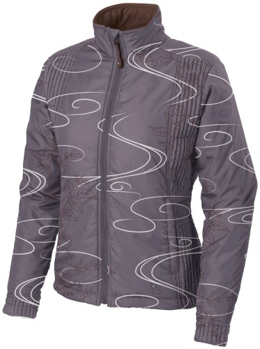 Isis Women'S Wasabi Jacket,Waterflower Haze,4