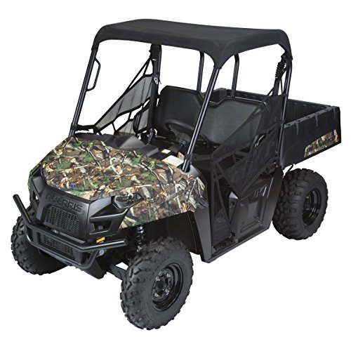 Classic-Accessories-QuadGear-UTV-Roll-Cage-Top-Fits-Polaris-Black-Model-78777