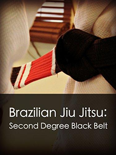 Brazilian Jiu Jitsu: Second Degree Black Belt