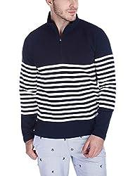 Zobello Men's Sweatshirt (51018B_Navy Night_Small)