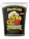 Black Gold Garden Compost, cu ft