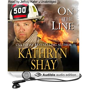 On the Line: Hidden Cove Series, Volume 2 (Unabridged)