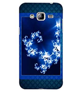 ColourCraft Beautiful Image Design Back Case Cover for SAMSUNG GALAXY J3 (2016)