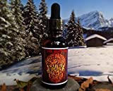 7 Sins Beard OIL Sinful Sloth 1 Fluid Ounce Fresh Eucalyptus Pine Smell Dropper Top
