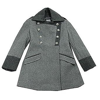 Rothschild Girls Wool Military Coat (7)