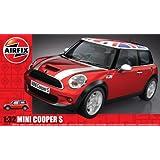 Airfix A03412 BMW Mini Cooper S 1:32 Scale Series 3 Plastic Model Kit