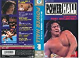 POWER HALL VOL.1~長州力 [VHS]