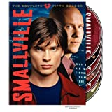 Smallville: The Complete Fifth Seasonby Tom Welling