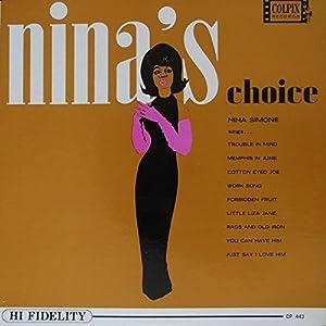 Nina Simone Ninas Choice