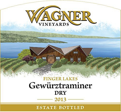 2013 Wagner Vineyards Gewurztraminer Dry 750 Ml