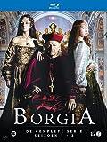 Borgia (Complete Series 1-3) - 10-Disc Box Set ( Borgia - Complete Series One, Two & Three ) [ Blu-Ray, Reg.A/B/C Import - Netherlands ]
