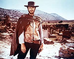 CLINT EASTWOOD - COLOUR Movie Photo - (4 Different Photograph & POSTER Sizes Available)