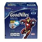 GoodNites Bedtime Pants for Boys, Siz...