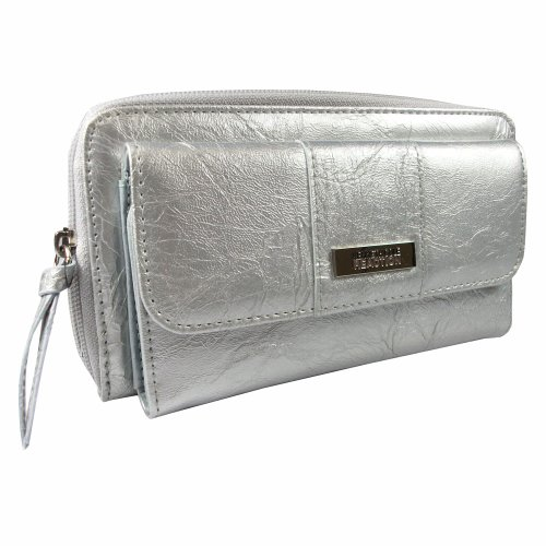 Kenneth Cole Reaction Urban Organizer Large Clutch Wallet Purse in Choice of Spring Colors
