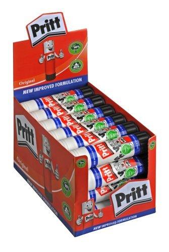 Pritt - Colla stick, confezione da 12 pezzi, 43 g
