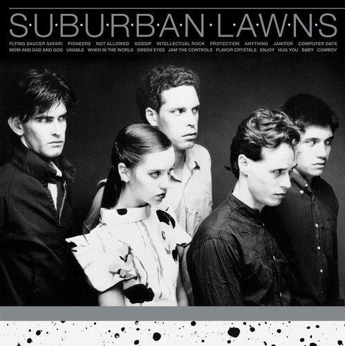 Vinilo : Suburban Lawns - Suburban Lawns (Colored Vinyl, Pink, Orange, 180 Gram Vinyl, Limited Edition)