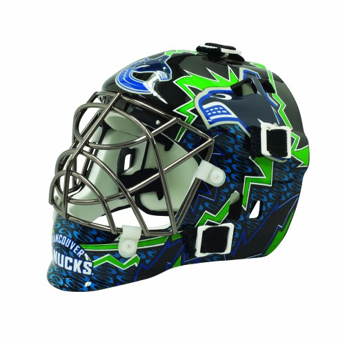 Franklin-Vancouver-Canucks-Mini-masque-de-gardien-de-but