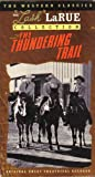 echange, troc Thundering Trail [VHS] [Import USA]