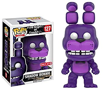 Five Nights at Freddy's Funko Exclusive POP Shadow Bonnie