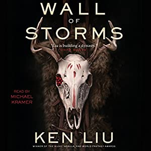 The Wall of Storms Audiobook