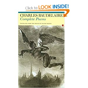 Book:  Complete Poems: Charles Baudelaire by Charles Baudelaire