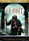 The Hobbit: The Battle of the Five Armies (Bilingual) [DVD + UltraViolet]