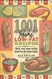 1,001 More Low-Fat Recipes