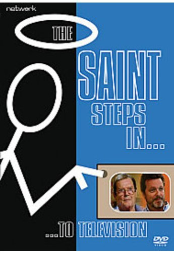The Saint Steps In... To Television [DVD] [2008]
