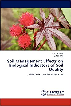 Soil management effects on biological indicators of soil for Soil quality indicators