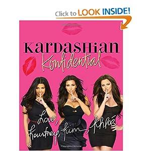 Kardashian Book on Kardashian Konfidential  Kim Kardashian  Kourtney Kardashian  Khloe