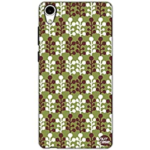 Designer HTC 826 Case Cover Nutcase - Cute Elements
