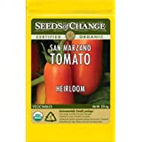 Seeds of Change S15889 Certified Organic San Marzano Paste Tomato ~ Seeds Of Change