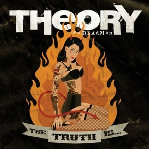 Theory Of A Deadman - The Truth Is... (Explicit) - Zortam Music