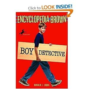 Encyclopedia Brown Boy Detective - Donald J. Sobol