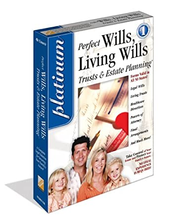 Perfect Wills, Living Wills, Trusts & Estate Planning Platinum