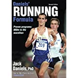 Daniels' Running Formula: Proven programs: 800 m to the marathonby Jack Daniels