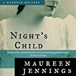 Night's Child: A Murdoch Mystery, Book 5 (       UNABRIDGED) by Maureen Jennings Narrated by David Marantz