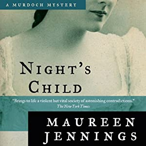 Night's Child Audiobook